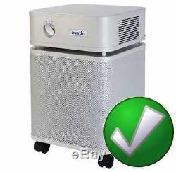 AUSTIN AIR PURIFIER HEALTHMATE PLUS HM450-Black, White, Silver, Sandstone, or Blue