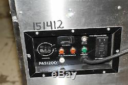 Abatement Tech Hepa-aire Portable Air Scrubber Model Pas1200