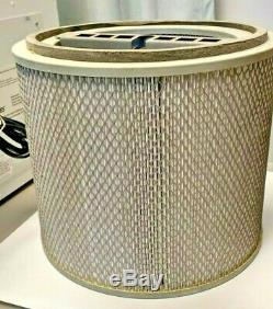 Abatement Technologies Air Scrubber CAP600UV with box Pre-Filters & Hepa