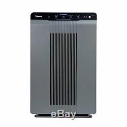 Air Cleaner Purifier Dust Filter Timer Odor Winix 5300-2 PlasmaWave Technology