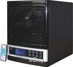 Air HEPA Filter Ionic Ionizer Air Purifier with Ozone UV Sterilizer NEW