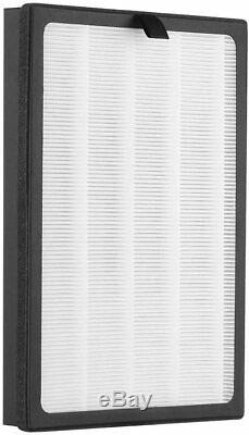 Air Purifier True HEPA Filter, Filtration System Cleaner Eliminator Quiet Bedroom