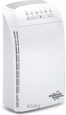 Air Purifier for Extra-Large Rooms with Medical Grade H13 HEPA Filter 1500+SqFt