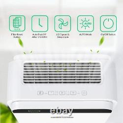 Air Purifiers, Air Cleaners and Purifiers+Pre Filter HEPA Filter Activated Carbon