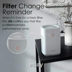 Air purifier Hepa Filter Ozone Remove Odor Cleaner Generator Home 600 sq ft room