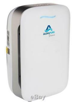 Alexapure Breeze Energy Efficient HEPA + IonCluster Air Purification System