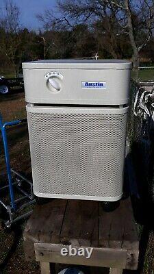 Austin Air Healthmate HEPA Air Purifier Room Cleaner for Smoke Allergen HM400