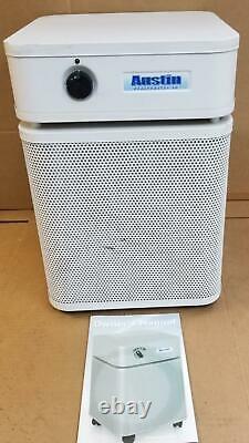 Austin Healthmate Jr. Air HM200 Purifier HEPA Filter Healthy Air Purifier! C3E
