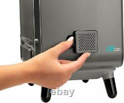 BISSELL air220 Air Purifier with HEPA Filter Black/Gray