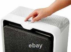 BISSELL air320 1000 Sq. Ft. Air Purifier with HEPA Filter White/Gray Wh