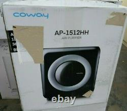 Coway AP-1512HH HEPA Air Purifier with Eco Mode, Black