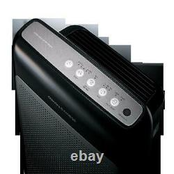 Coway Airmega 200M Air Purifier with True HEPA and Smart Mode, Black