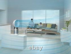 Dyson DP04 Pure Cool 800 Sq. Ft. Air Purifier White/Silver
