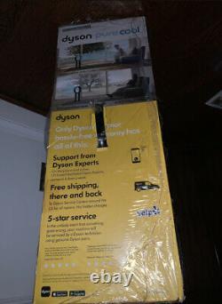Dyson DP04 Pure Cool HEPA Air Purifier & Desk Fan 27.2 Alexa Black / Nickel
