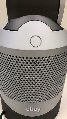 Dyson HP01 Pure Hot + Cool Purifier, Heater & Fan Iron/Silver