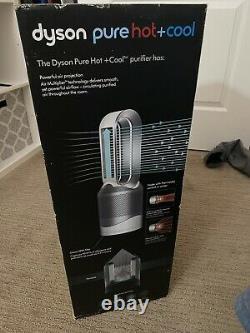 Dyson HP01 Pure Hot + HEPA Air Purifier Silver