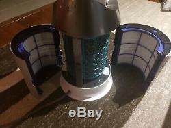 Dyson HP04 Pure Hot + Cool HEPA Air Purifier Heater-Fan White/Silver