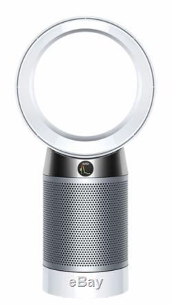 Dyson Pure Cool, DP04-HEPA Air Purifier and Fan, White/Silver (FACTORY SEALED)