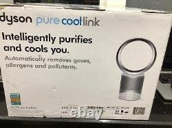 Dyson Pure Cool Link Air Purifier & Desk Fan White/Silver NEW! In Box