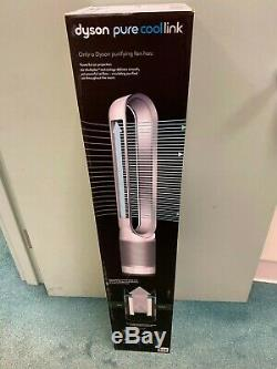 Dyson Pure Cool Link TP02 HEPA WiFi Air Purifier & Fan For Large Rooms New
