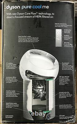 Dyson Pure Cool Me BP01 HEPA Air Purifier & Fan, MISSING CABLEread Descrip