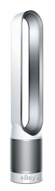 Dyson Pure Cool, TP04 HEPA Air Purifier and Tower Fan, White/Silver