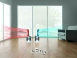 Dyson Pure Hot + Cool HP01 HEPA Air Purifier Space Heater & Fan For Large Roo