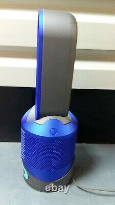 Dyson Pure Hot+Cool Link Air Purifier Heater & Fan Blue/Silver
