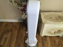 Dyson TP01 Pure Cool Air Purifier & Tower Fan White/Silver. New HEPA Filter