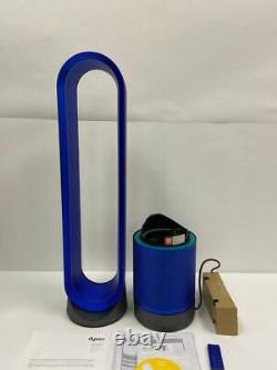 Dyson TP02 Pure Cool Link Tower Air Purifier Iron/Blue