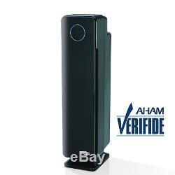 GermGuardian AC5350B Elite 4in1 Air Purifier, True HEPA Filter, & UV Sanitizer
