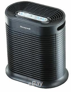 HEPA Air Purifier Allergen Filter Dust Pollen Mold Pet Smoke Odor Remover Fan