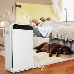 Hepa Filter Air Purifier Large Room Fresh Air Cleaner For Indoor Car Home Office