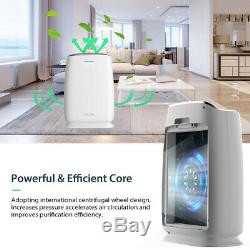 Home Air Purifiers Large Room Air Purifier Medical Grade HEPA for Allergies Mold