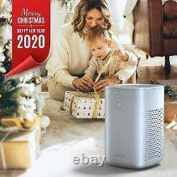 Home Large Room Air Purifiers HEPA Air Cleaners for Allergies Remove Smoke Dust