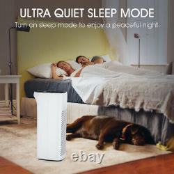 Home True HEPA Air Purifiers XL Large Room Air Cleaner for Allergies Smoker Pets