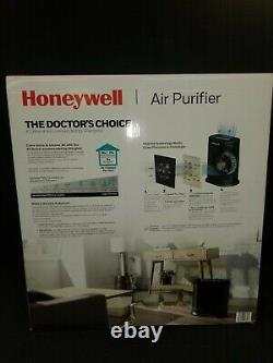 Honeywell True HEPA Air Purifier HPA300 Extra-Large Room 465 Sq. Ft, Black New