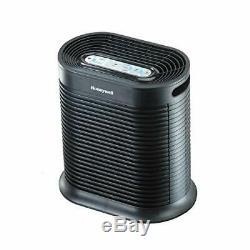 Honeywell True HEPA Air Purifier with Allergen (BlackAllergen Remover)