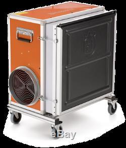 Husqvarna A2000 Air HEPA Scrubber 1200CFM Negative Air Machine 967672204