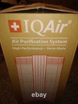IQAir HealthPro Plus 1BAUA0CGU HEPA Air Purifier