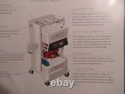 IQAir HealthPro Plus Series HEPA and GC MultiGas Air Cleaning System Purifier