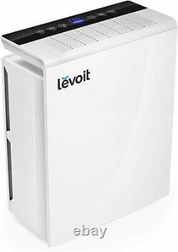LEVOIT Air Purifier for Home Large Room, Smoke & Odor Eliminator, H13 True HEPA