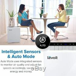 LEVOIT LV-PUR131 Air Purifier for Home True HEPA Filter Large Room Smoke Dust