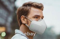 LG PuriCare AP300 wearable HEPA air purifier App-controlled Smart mask
