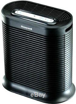 Large Room HEPA Air Purifier Pollen Smoke Mold Pet Dander Germ Allergen Filter