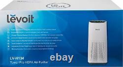 Levoit Airzone 710 Sq. Ft True HEPA Air Purifier White