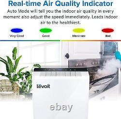 Luftreiniger Ionisator Hepa Filter Raumluftreiniger Air Purifier Fernsteuerung