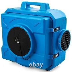 MOUNTO HEPA500 Air Scrubber Negative Hepa Air Purifier System for hospital