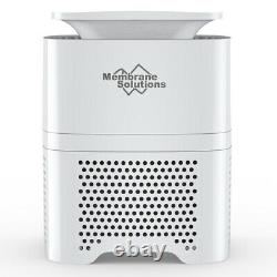 MS MSB3 Air Purifiers True H13 HEPA Filter for Large Home Allergies Smoke Dust
