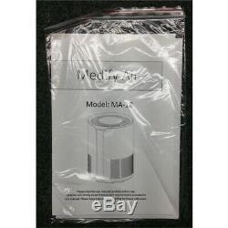 Medify Air MA-18 Air Purifier Medical Grade H13 True HEPA Filtration, 400 sq ft